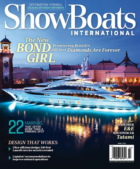 show boats international magazine john staluppi