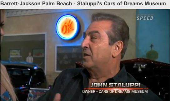 john staluppi speed tv